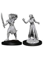 WizKids MtG Miniatures: Vampire Lacerator & Vampire Hexmage