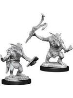 WizKids MtG Miniatures: Goblin Guide & Goblin Bushwhacker