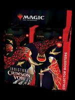 Wizards of the Coast Innistrad: Crimson Vow Collector Booster Box [Prerelease, Preorder]