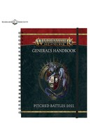 Games Workshop GENERAL'S HANDBOOK: PITCHED BATTLES '21