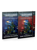 Games Workshop Chapter Approved Grand Tournament Mission Pack and Munitorum Field Manual 2021