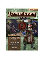 PAIZO Pathfinder 2E: Adventure Path - Strength of Thousands Part 4 - Secrets of the Temple-City
