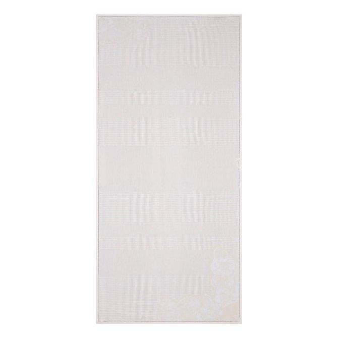 "LJF Guest Towel Volupte Tapioca 12""x20"""