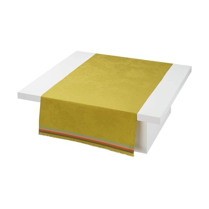 """LJF Runner Boheme Yellow 22'""""x59"""""""