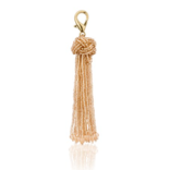 Apatchy Diva Collection Gold Tassel