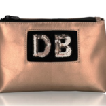 Apatchy Diva Collection Small Pouch Blush Gold