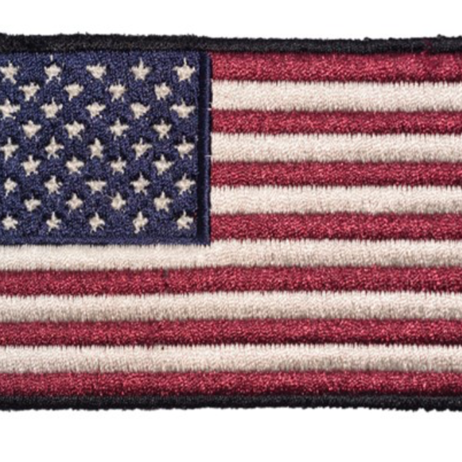 Apatchy USA Flag Patch