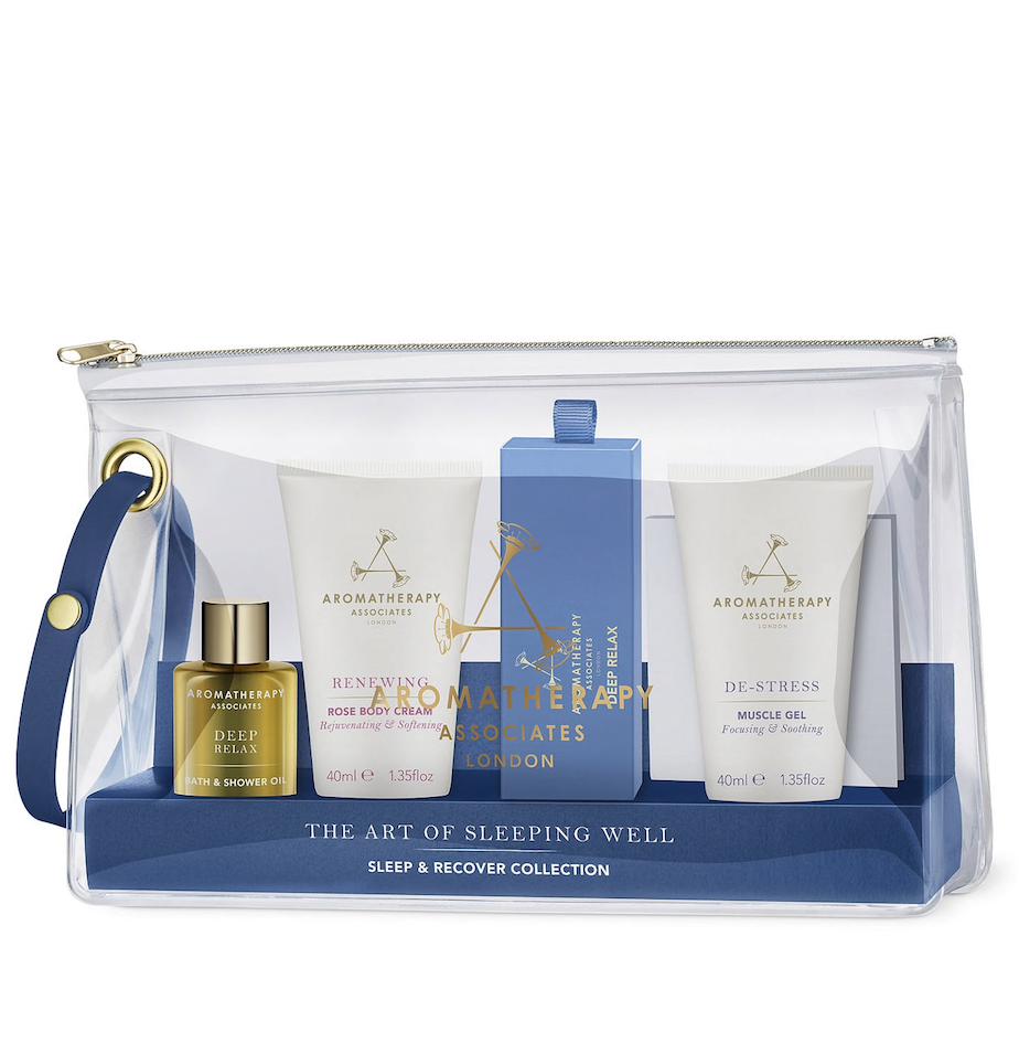 Aromatherapy Associates Sleep & Recover Collection Kit