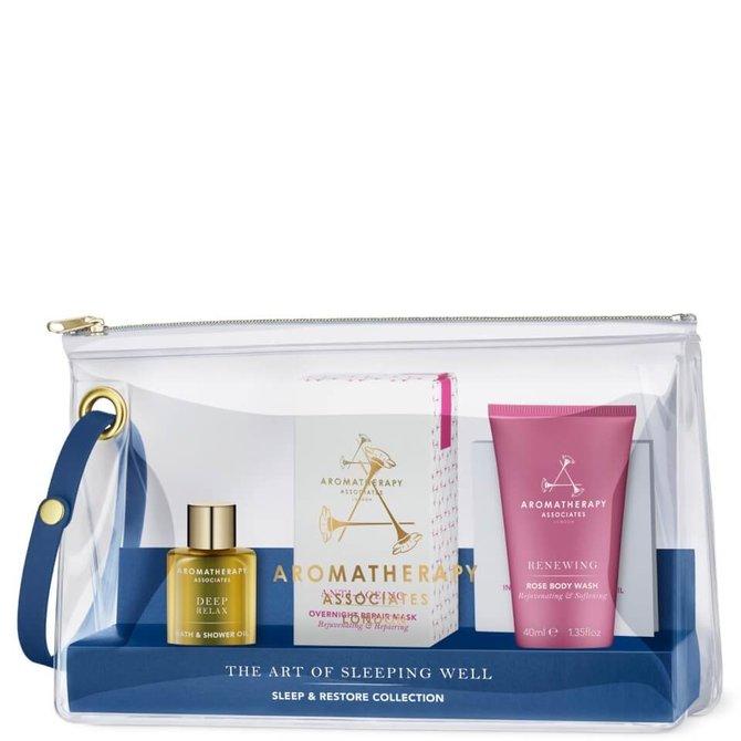 Aromatherapy Associates Sleep & Restore Collection Kit