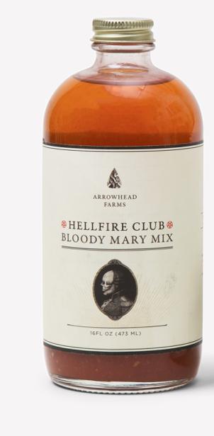 Arrowhead Farms Hellfire Bloody Mary 16oz