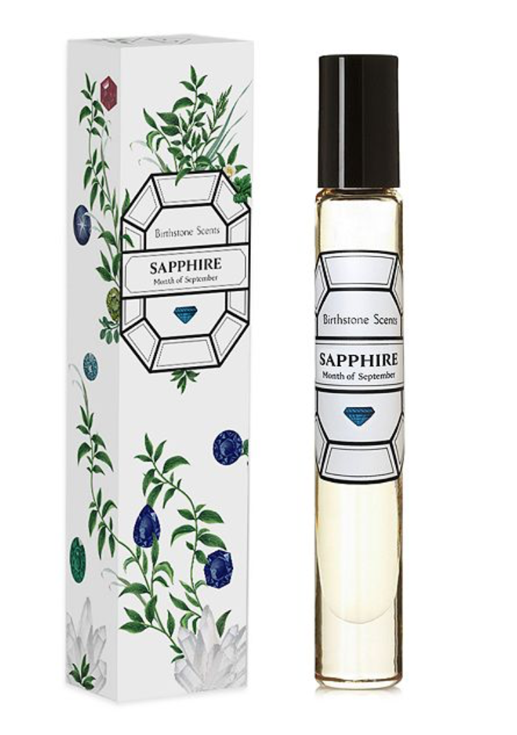 Birthstone Scents Sapphire Roll-On