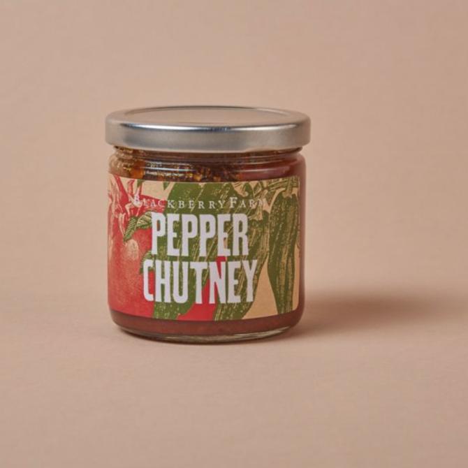 Blackberry Farm Pepper Chutney