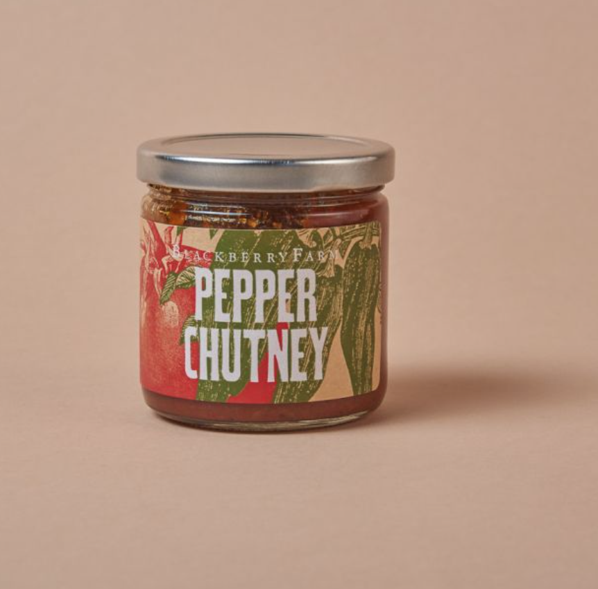Blackberry Farm Pepper Chutney