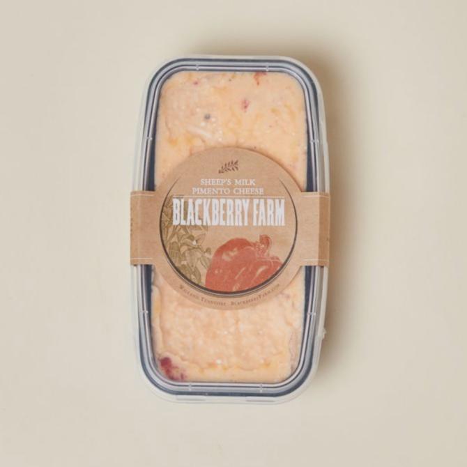 Blackberry Farm Sheep's Milk Pimento Cheese