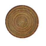 Calaisio beaded placemat - natural