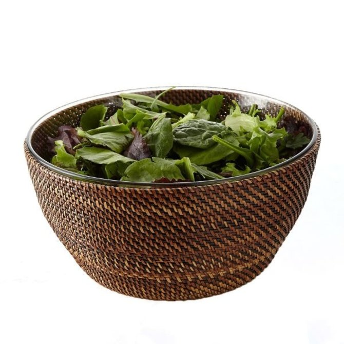 Calaisio Salad Bowl with insert