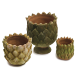 Campo De' Fiori Small Pine Cone Pot