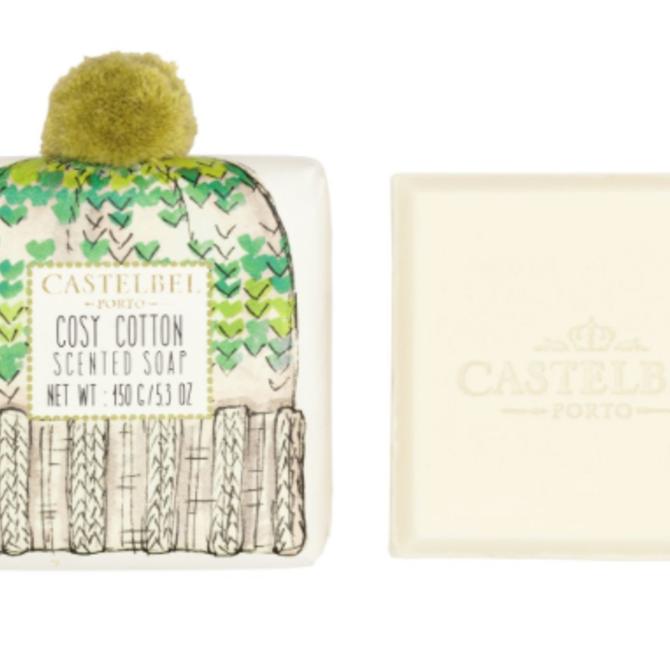 Casafina Living Beanie Cosy Cotton Soap