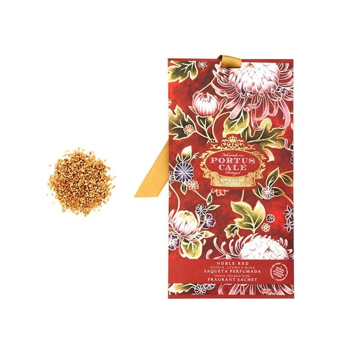 Casafina Living Noble Red Fragrant Sachet Portus Cale