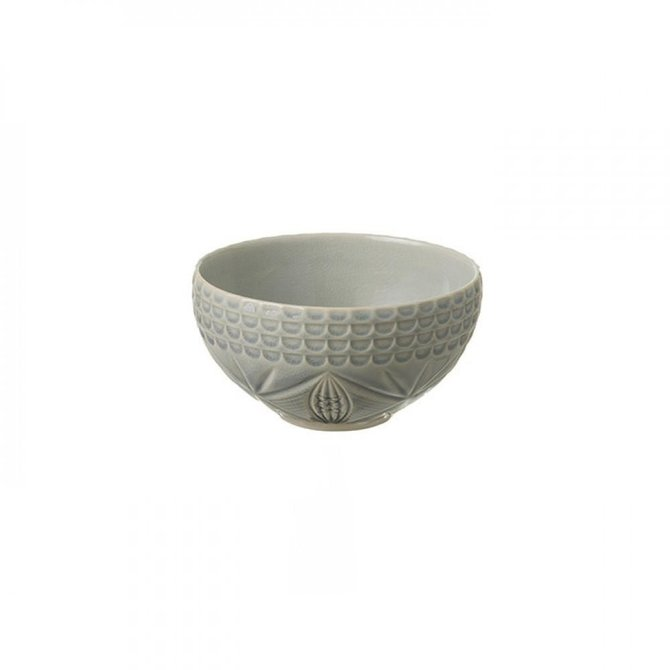 Casafina Living Cereal Bowl Crystal Grey