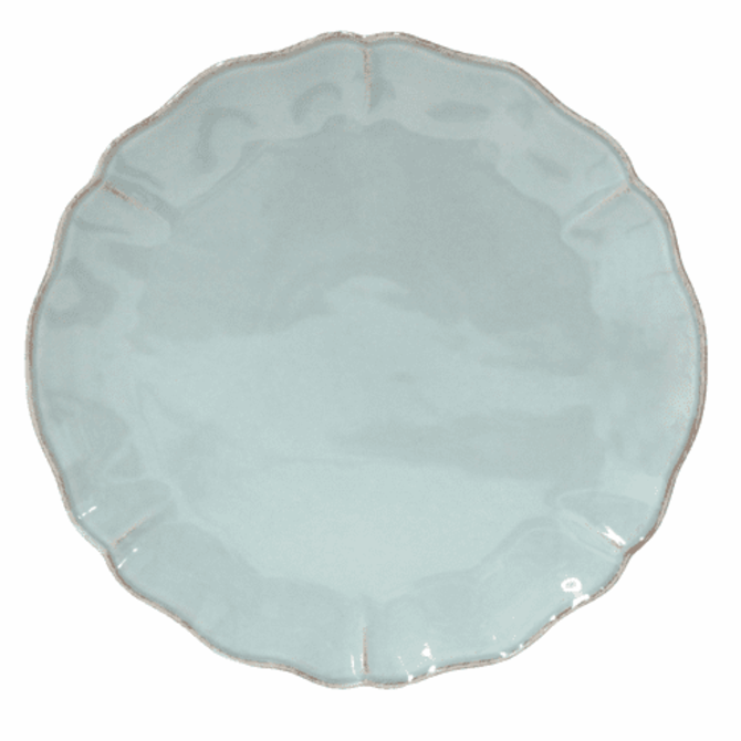 Casafina Living Charger Plate Alentejo- Turq