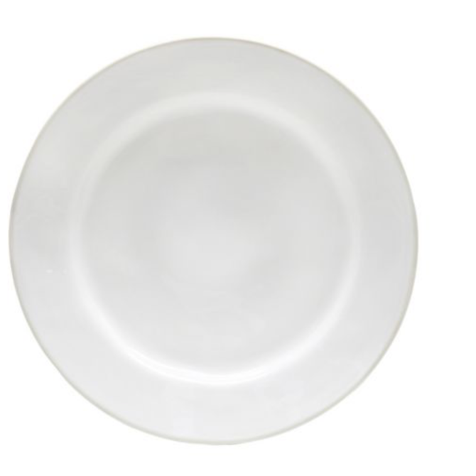 Casafina Living Dinner Plate Beja- White