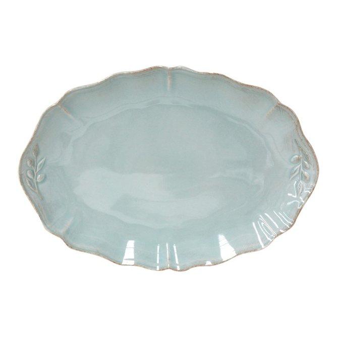 Casafina Living Oval Platter Alentejo- Turq