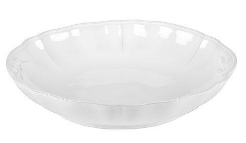 Casafina Living Salad Bowl Alentejo- White