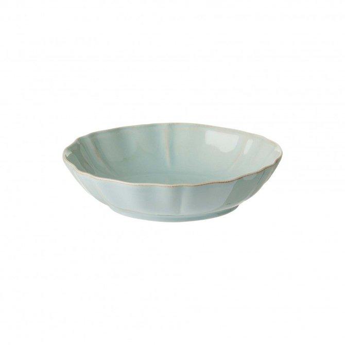 Casafina Living Soup/ Pasta Plate Alentejo- Turq