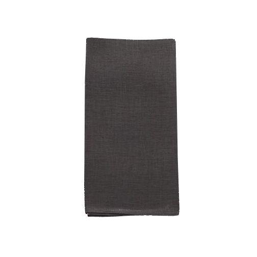 Chilewich linen napkin - smoke
