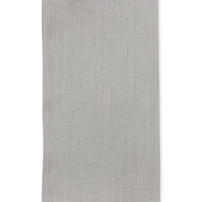 Chilewich Linen Napkin Pale Grey