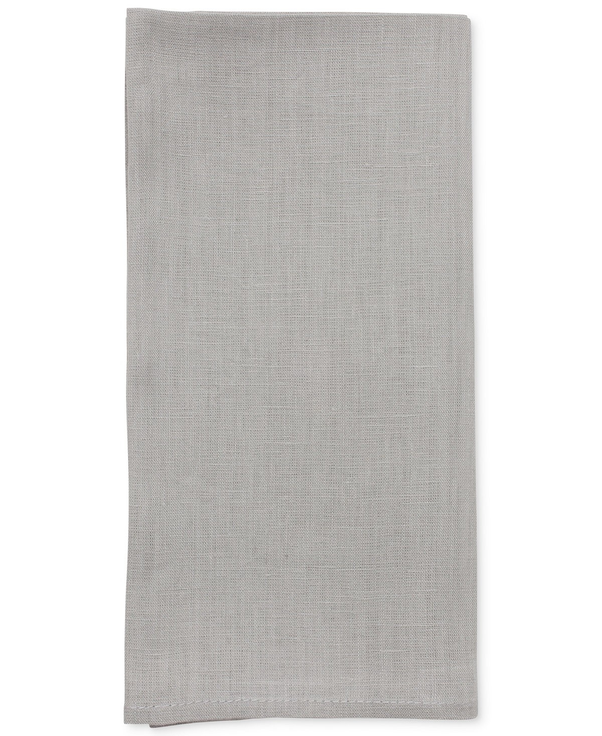 Chilewich Linen Napkin Pale Grey