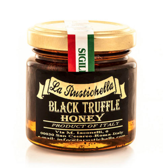 Claudio Specialty Foods Black Truffle Honey