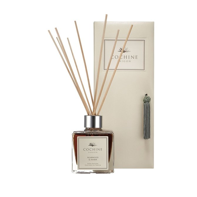 Cochine Saigon Agarwood & Amber Reed Diffuser
