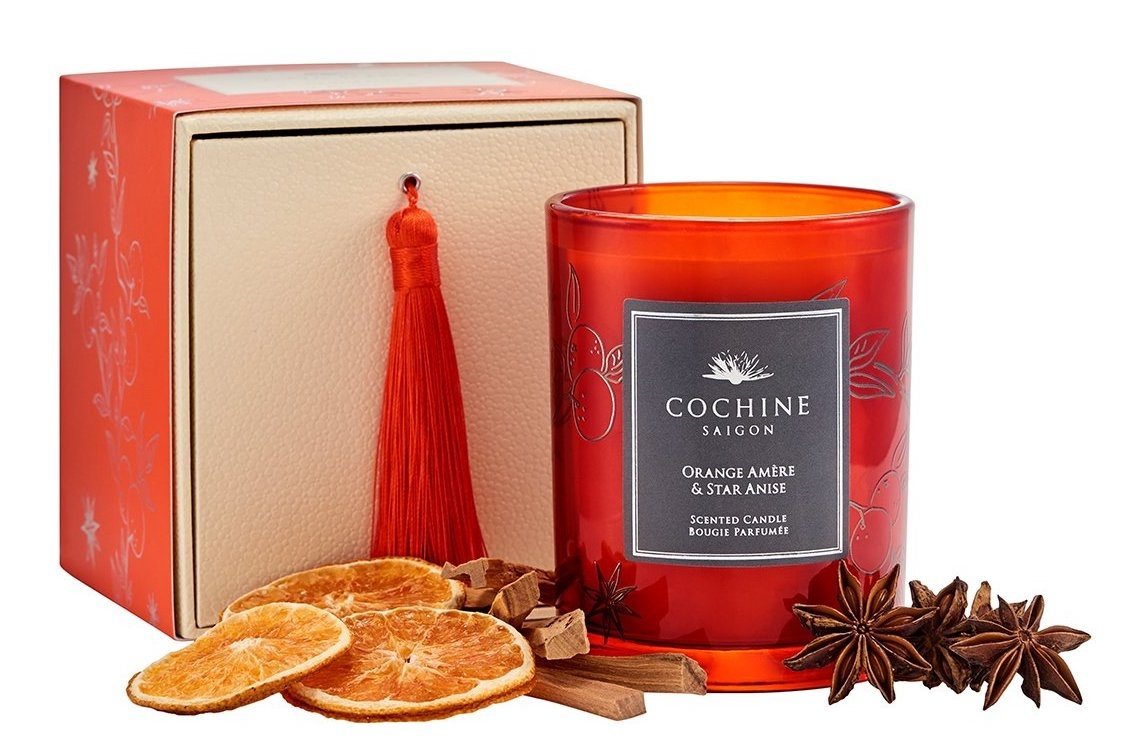 Cochine Saigon Orange Amere Scented Candle
