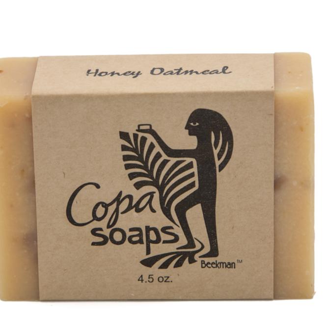 COPA Soaps Honey Oatmeal Soaps