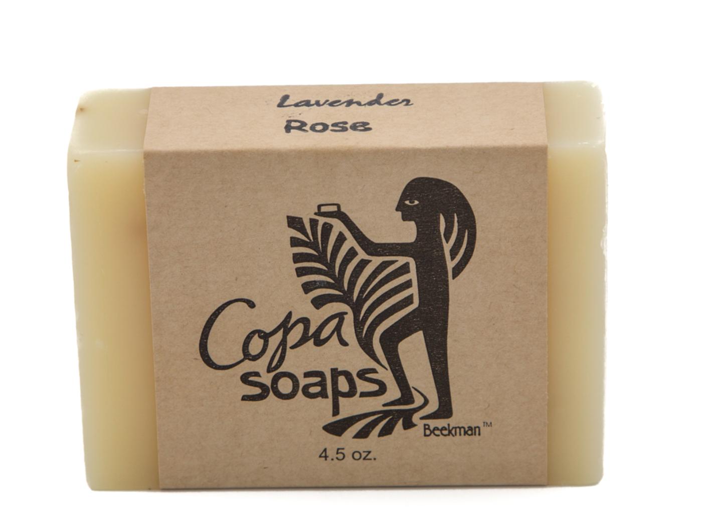 COPA Soaps Lavender Rose Soap