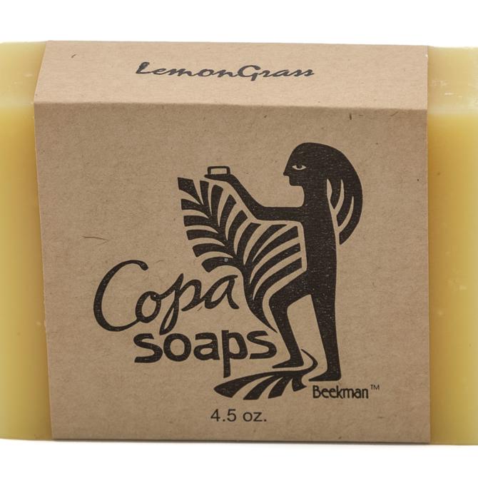 COPA Soaps Lemongrass Soap