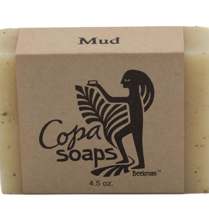 COPA Soaps Mud Soap