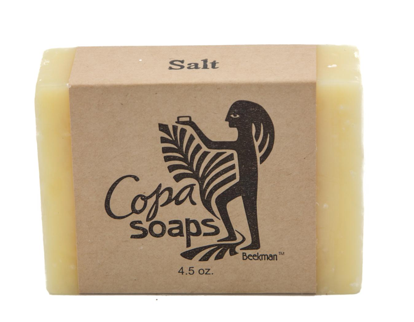COPA Soaps Salt Soap