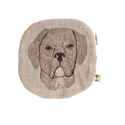 Coral and Tusk LLC Pouch dog