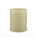 Creative Candles, LLC beeswax natural 3x4 pillar candle