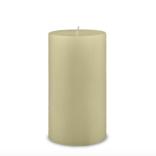 Creative Candles, LLC beeswax natural 3x6 pillar candle