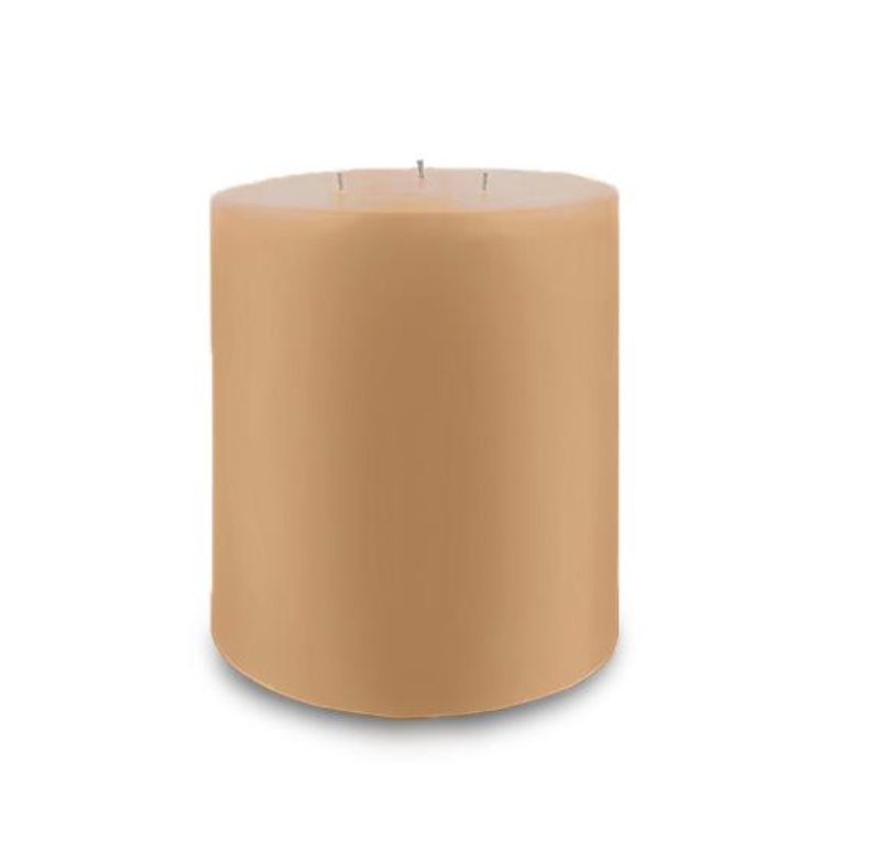 Creative Candles, LLC Cafe Au Lait 6x6 3-wick Candle