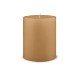 Creative Candles, LLC Cafe Au Lait NF 3x4 pillar candle