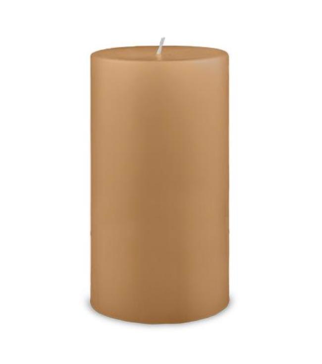 Creative Candles, LLC Cafe Au Lait NF 3x6 pillar candle