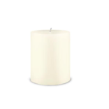 Creative Candles, LLC Ivory NF 3x4 pillar candle