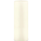 Creative Candles, LLC Ivory NF 3x9 pillar candle