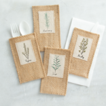 Cutlery Couture Assorted Herbs set of 8