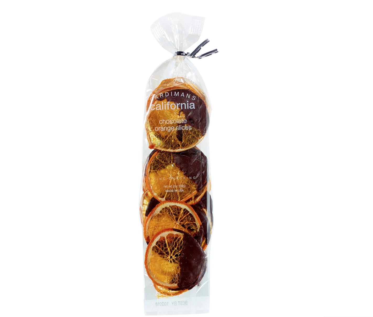 Dardimans Chocolate Orange Slices